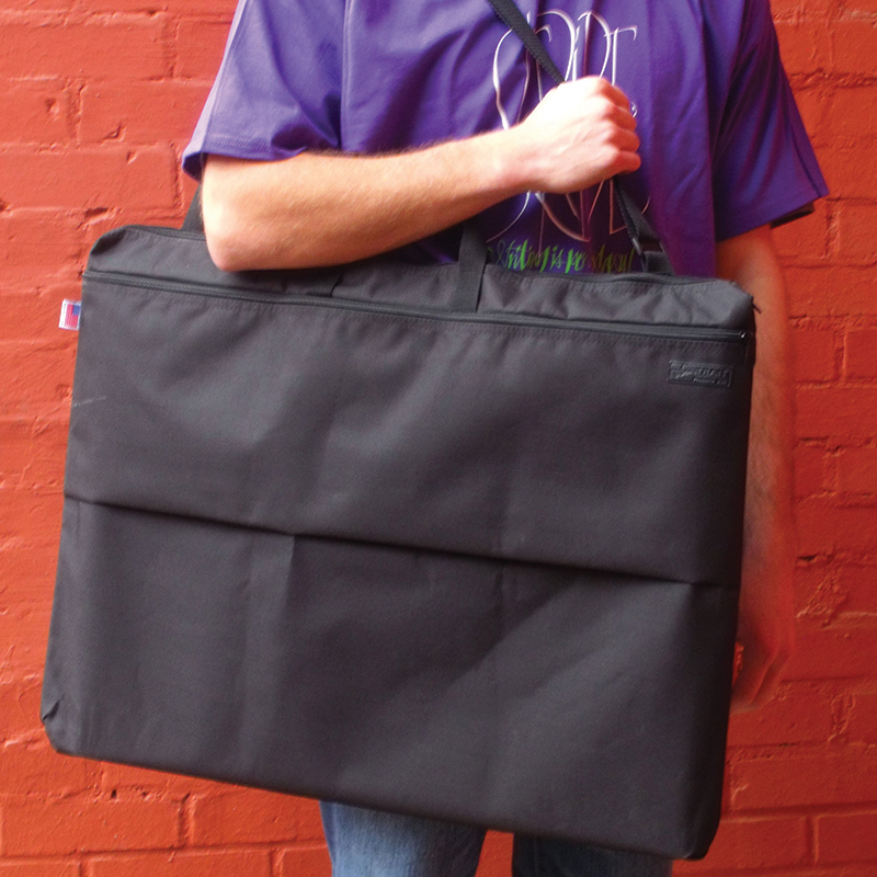Easel Tote with Pocket 18x24