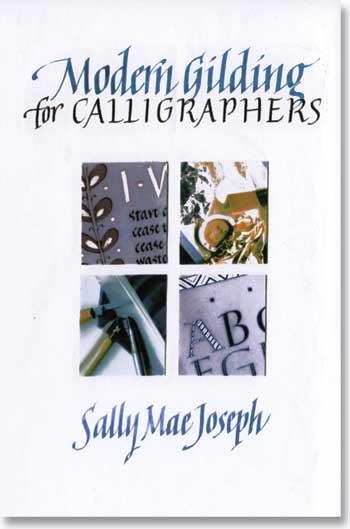 Modern Gilding for Calligraphers DVD