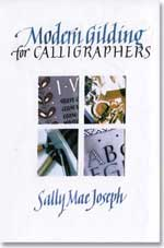 Modern Gilding for Calligraphers DVD