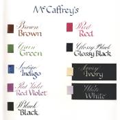 McCaffery Sampler set of 10