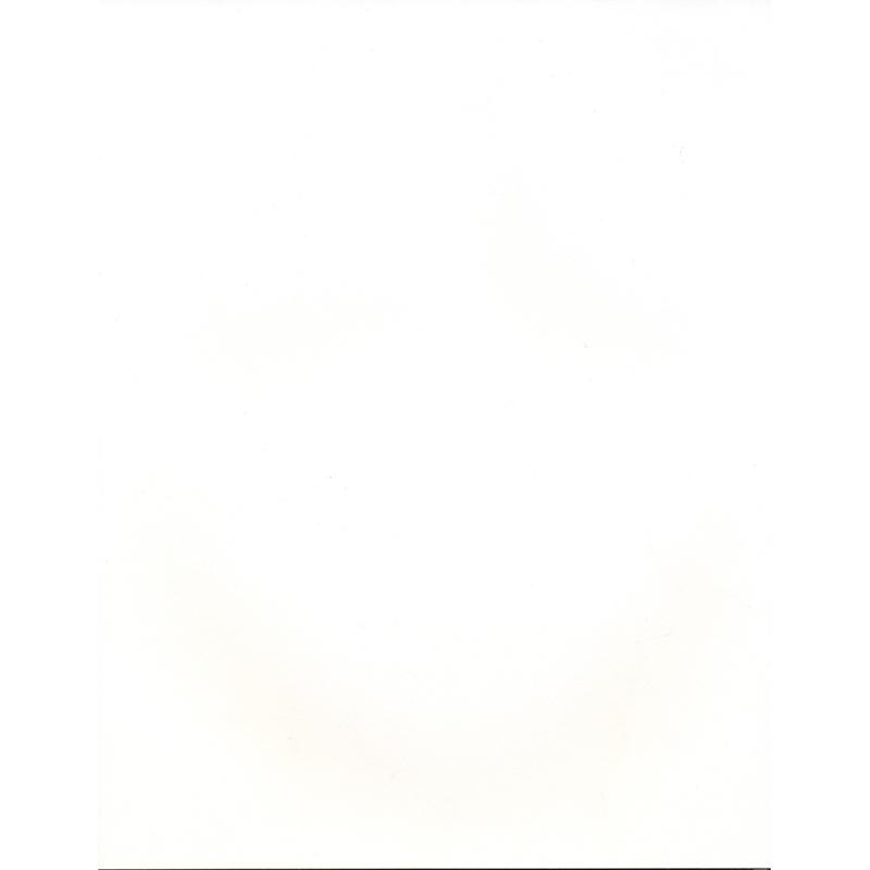 Gilbert Bond 25% Cotton Practice Pad 8.5x11 inch