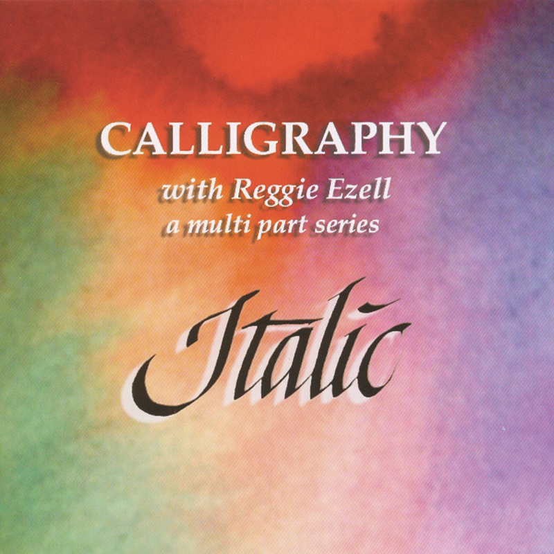 Italic Minuscules DVD /  Reggie Ezell