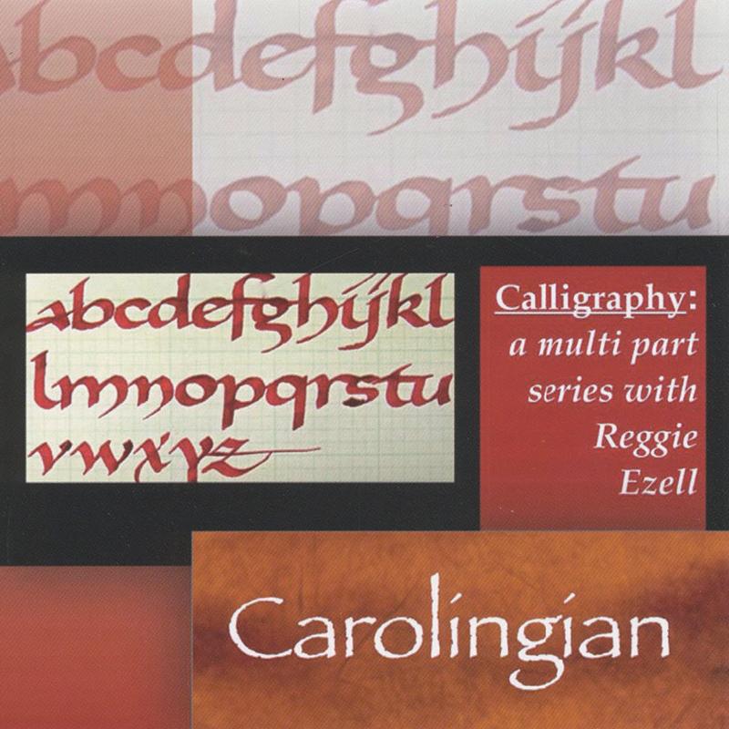 Carolingian Minuscules DVD / Reggie Ezell