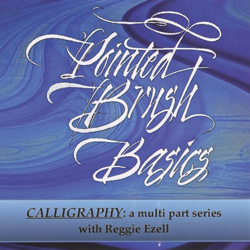 Pointed Brush Basics DVD / Reggie Ezell