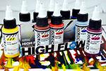 Golden High Flow Acrylics Set of 10 Colors
