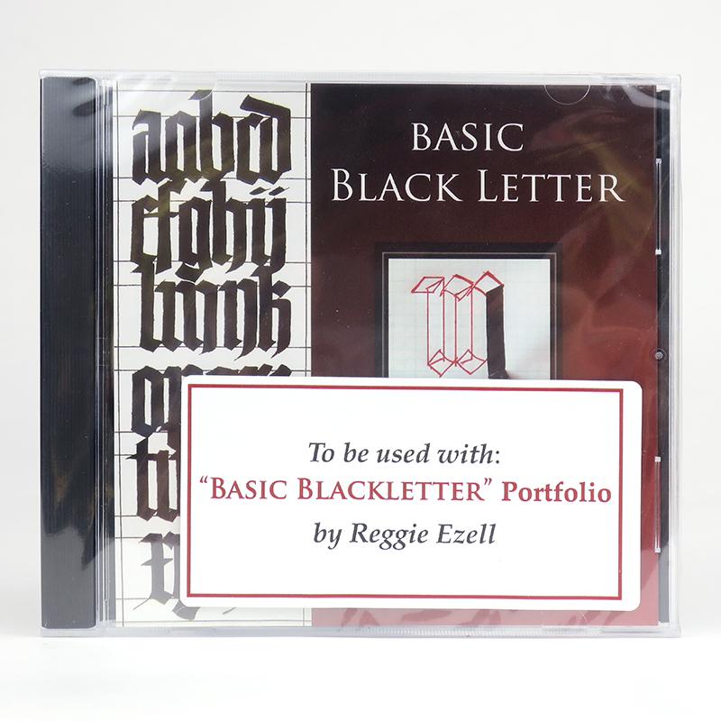 Basic Blackletter DVD / Reggie Ezell