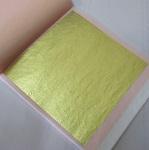 23 K Gold Leaf (Patent)  XXX