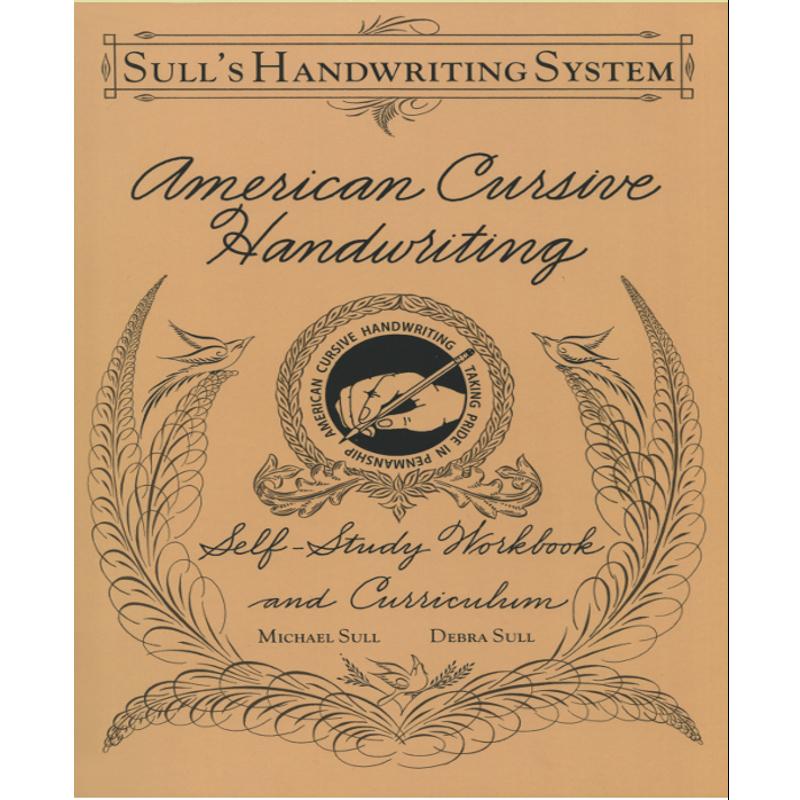 American Cursive Handwriting (Student) / Sull