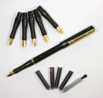 Calligraphy Fountain Pens Manuscript Lamy Pilot
