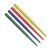 Set of 4 Stained (Color) Standard Holders