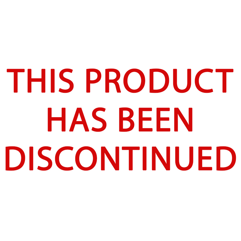 Discontinued Supplies