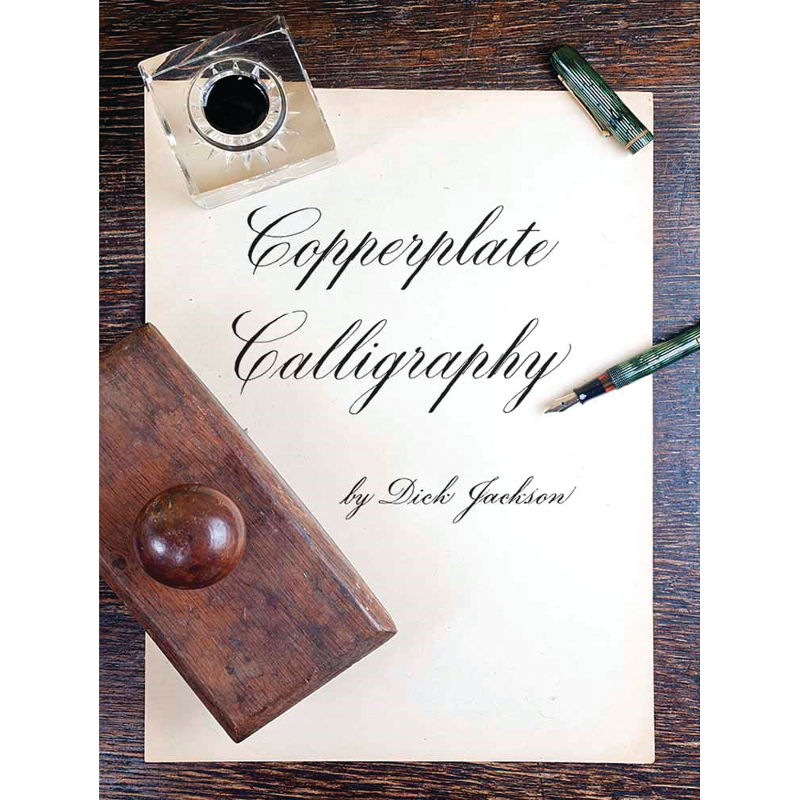 Copperplate Calligraphy / Jackson