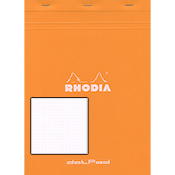 Rhodia Dot Grid Pad 8.25x11 inches