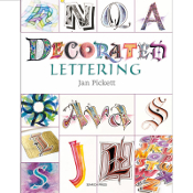 Decorated Lettering / Pickett