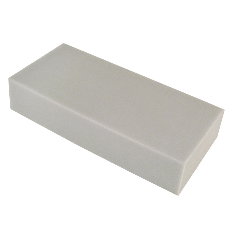 Moo White Vinyl Eraser