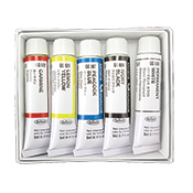 Holbein Gouache: Primary Set: 5 ml