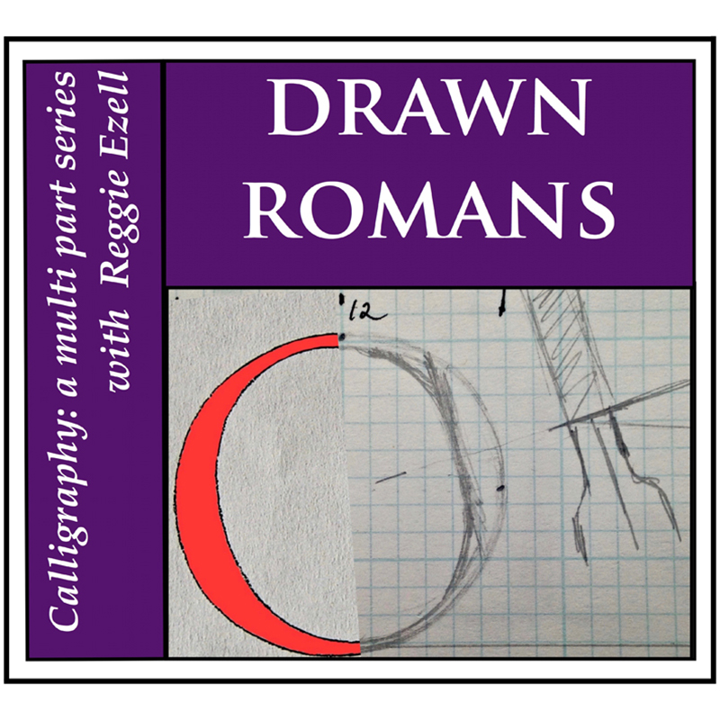 Drawn Romans / Reggie Ezell