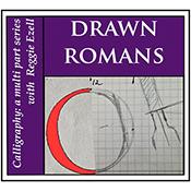 Drawn Romans / Reggie Ezell