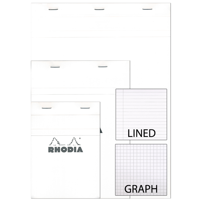 Rhodia Ice Notepad