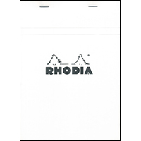Rhodia Ice Notepad