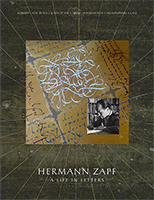 Hermann Zapf Calligraphic Type Design Digital Age