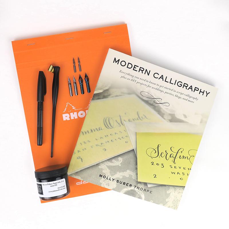 Basic Modern Calligraphy Kit