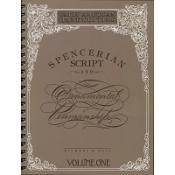 Spencerian Script & Ornamental Penmanship, V1 / Sull