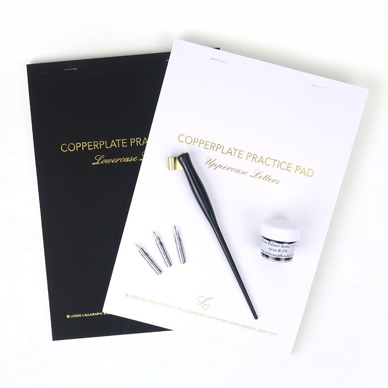 Logos Calligraphy Copperplate Kit