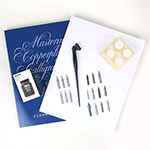 Copperplate Kit: Deluxe with Book