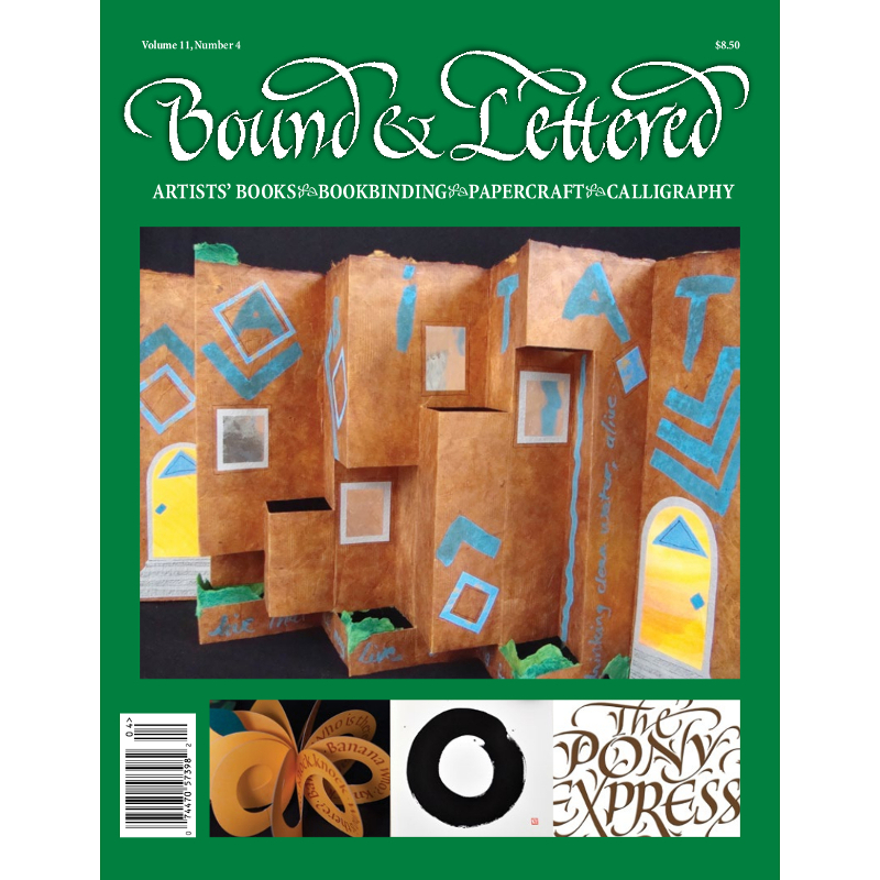 Bound & Lettered Vol.11, No.4