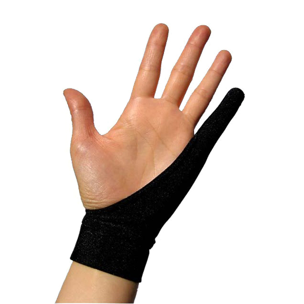 SmudgeGuard Single Finger Glove