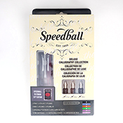 Speedball Deluxe Calligraphy Collection