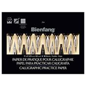 Bienfang Calligraphic Practice Paper