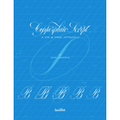 Copperplate Script: A Yin & Yang Approach / Antonio