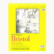 "Strathmore Bristol Vellum 11""x14"""