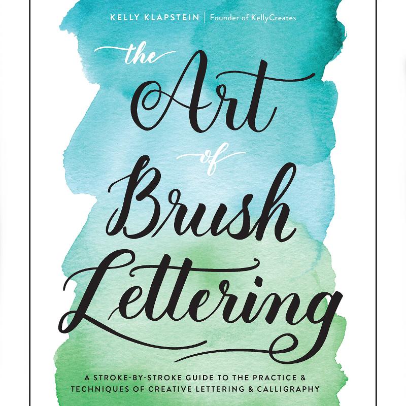 Art of Brush Lettering / Klapstein