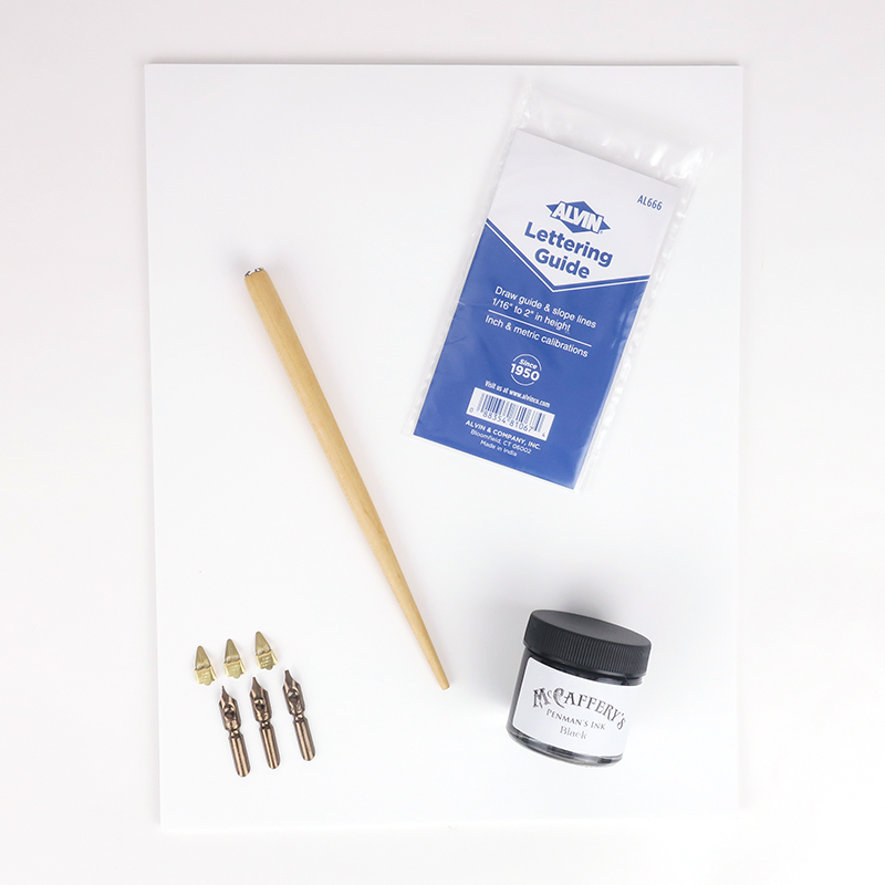 SCA Calligraphy Beginner Kit