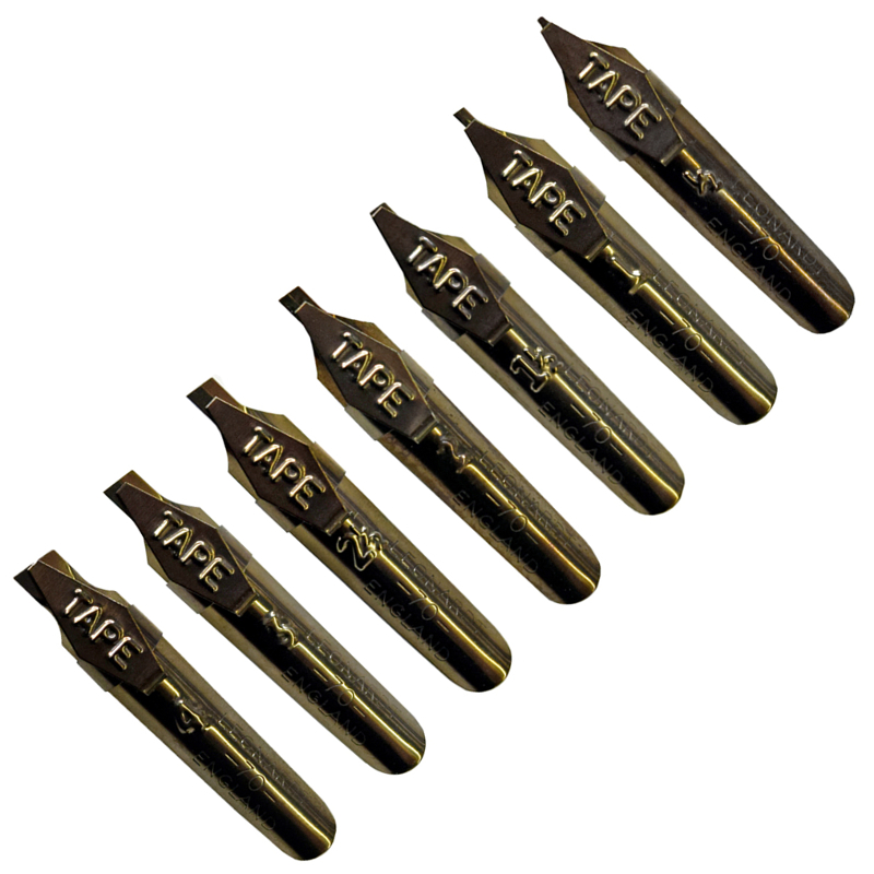 Hiro Tape Set of 7 Nibs