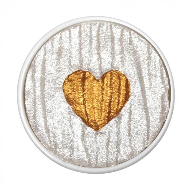 Coliro Heart of Gold Mica Watercolor