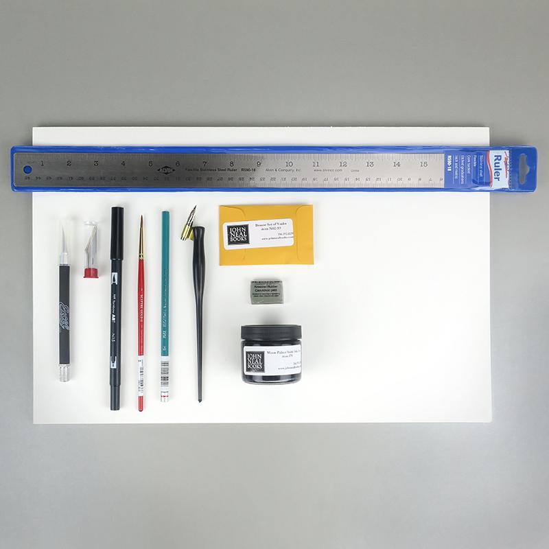 Mark Moak Calligraphy Kit (ART244)