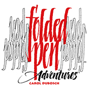 Folded Pen Adventures / DuBosch