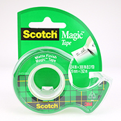 """3M """"Magic Tape"""" 3/4 inch wide"""