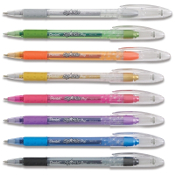 Pentel Sparkle Pop Gel Pen Set of 8