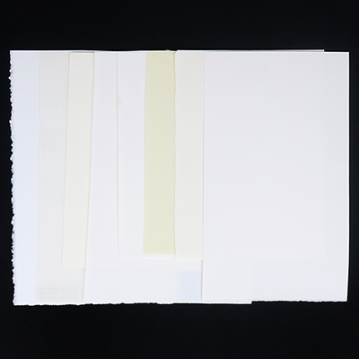 Calligraphy Paper Sample Sheet Pack