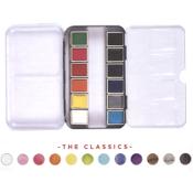 Watercolor Confections: The Classics
