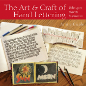 Art & Craft of Hand Lettering (New Ed) / Cicale