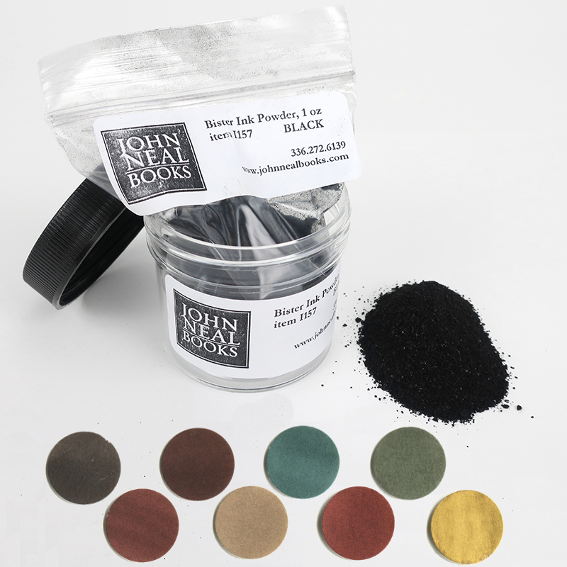 Bister Ink Powder Set