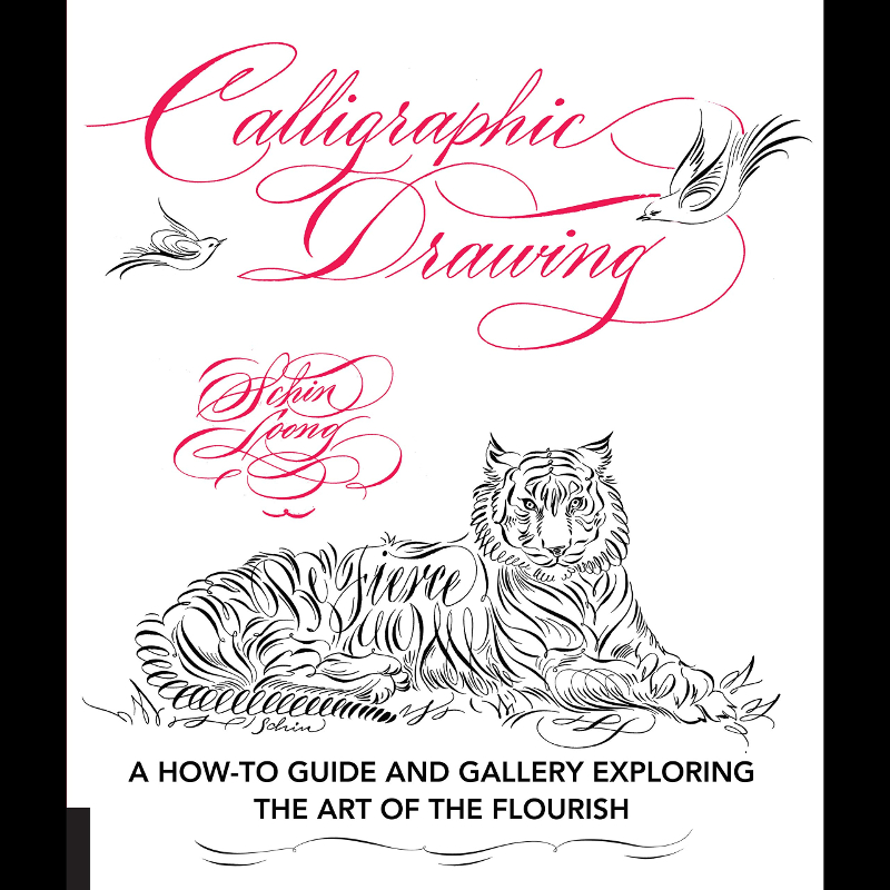 Calligraphic Drawing / Loong