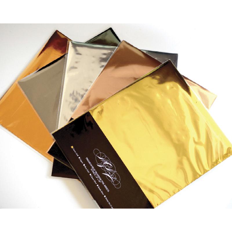 M. G. Ward Premium Heat Transfer Foil