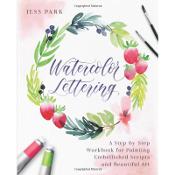 Watercolor Lettering / Park